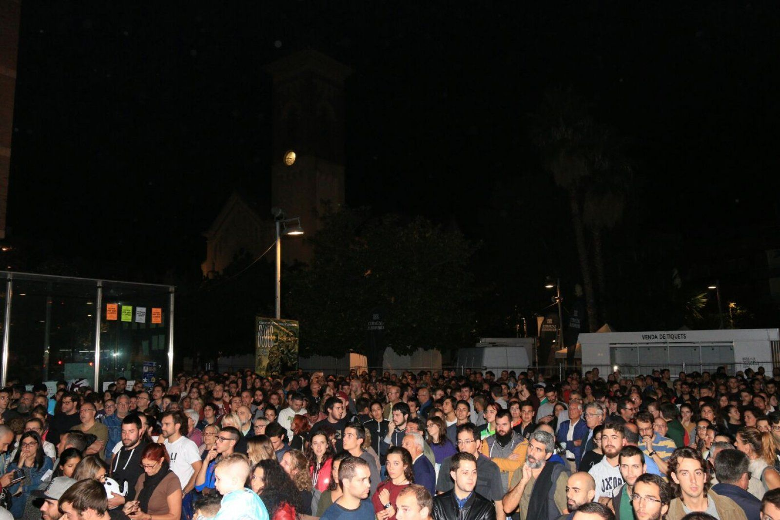Les millors imatges de l'1 d'Octubre a Cerdanyola