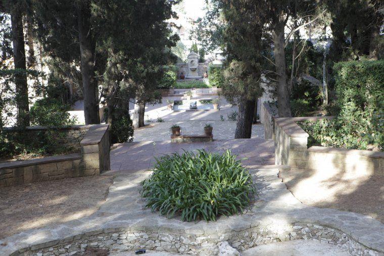 Els jardins de Ca n'Ortadó