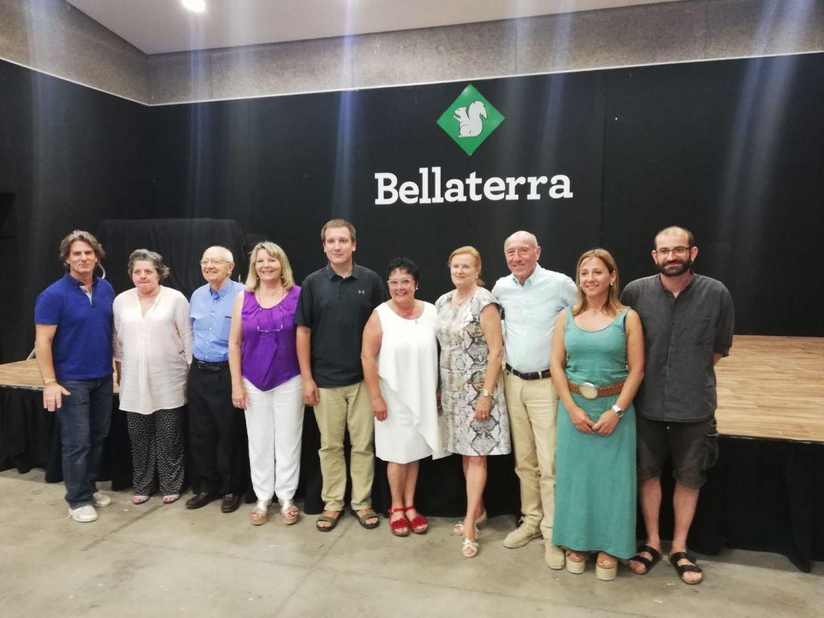 El plenari actual de la Junta de Veïns de Bellaterra