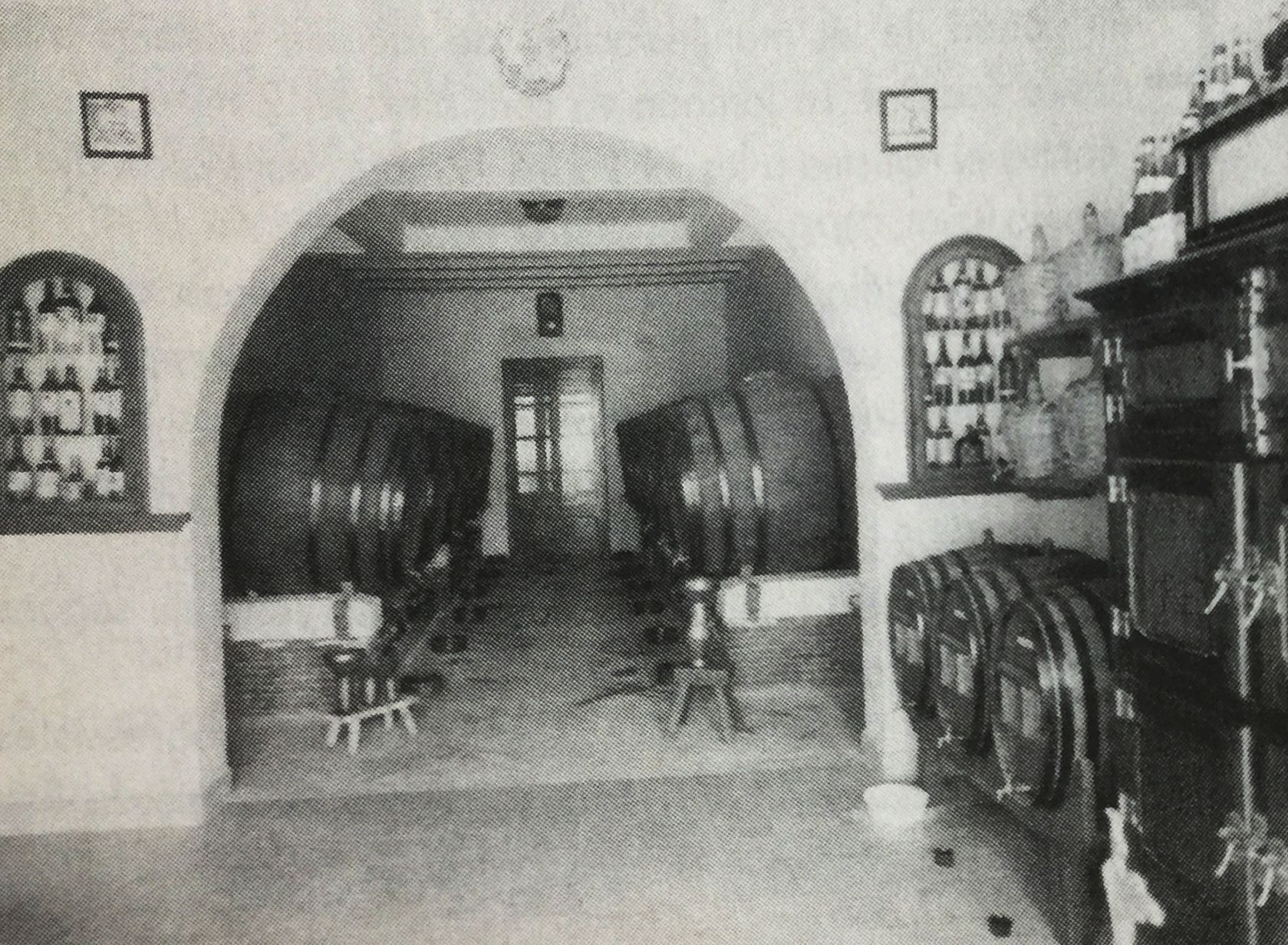 El Celler de Can Costa, al 1946