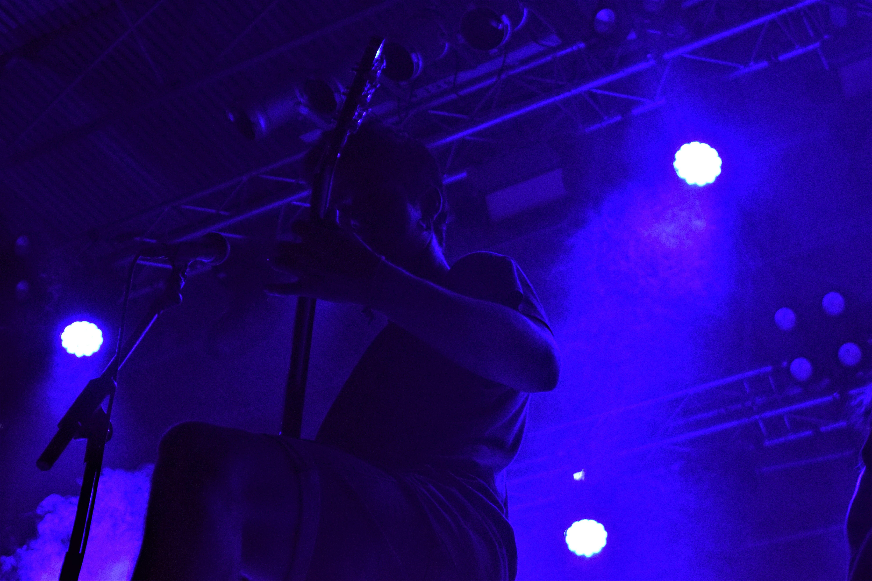 Raúl Rejes, un dels integrants d'Akantoide