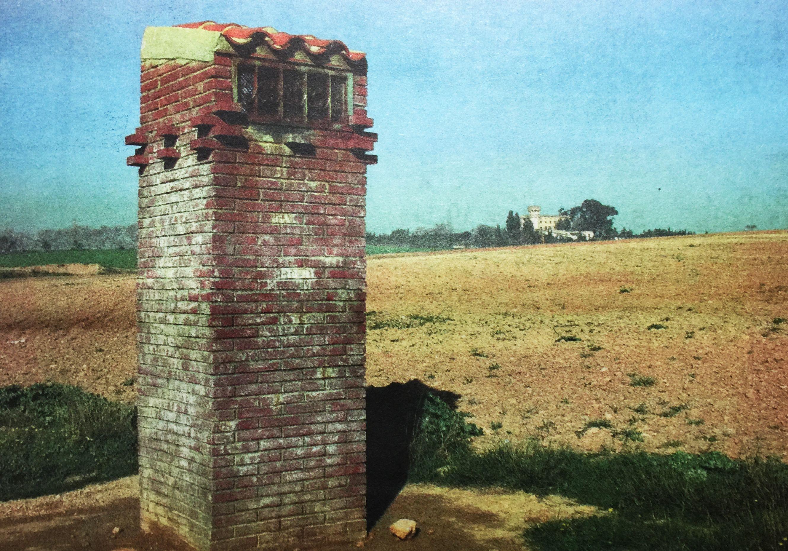 Imatge dels terrenys del Centre Direccional publicada al Diari de Cerdanyola número34