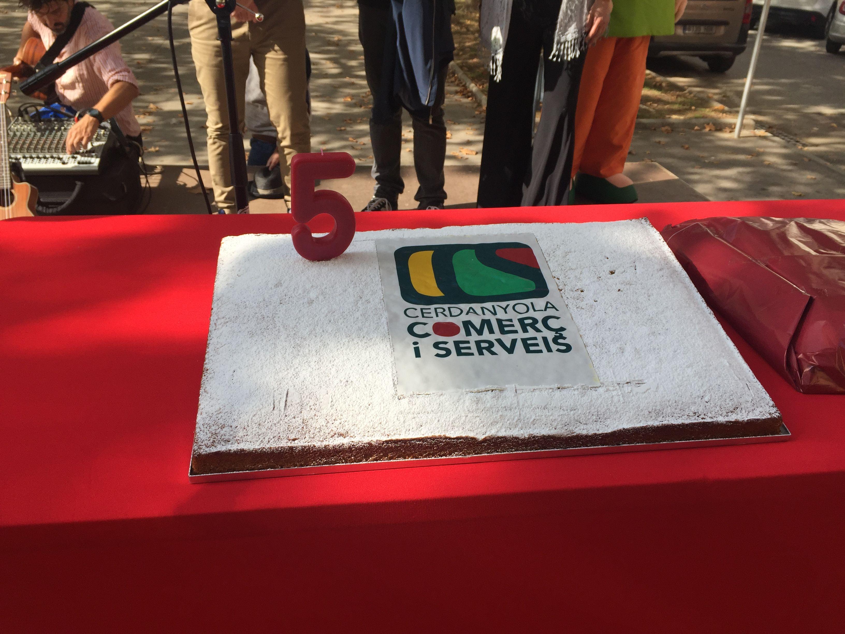 El pastís d'aniversari