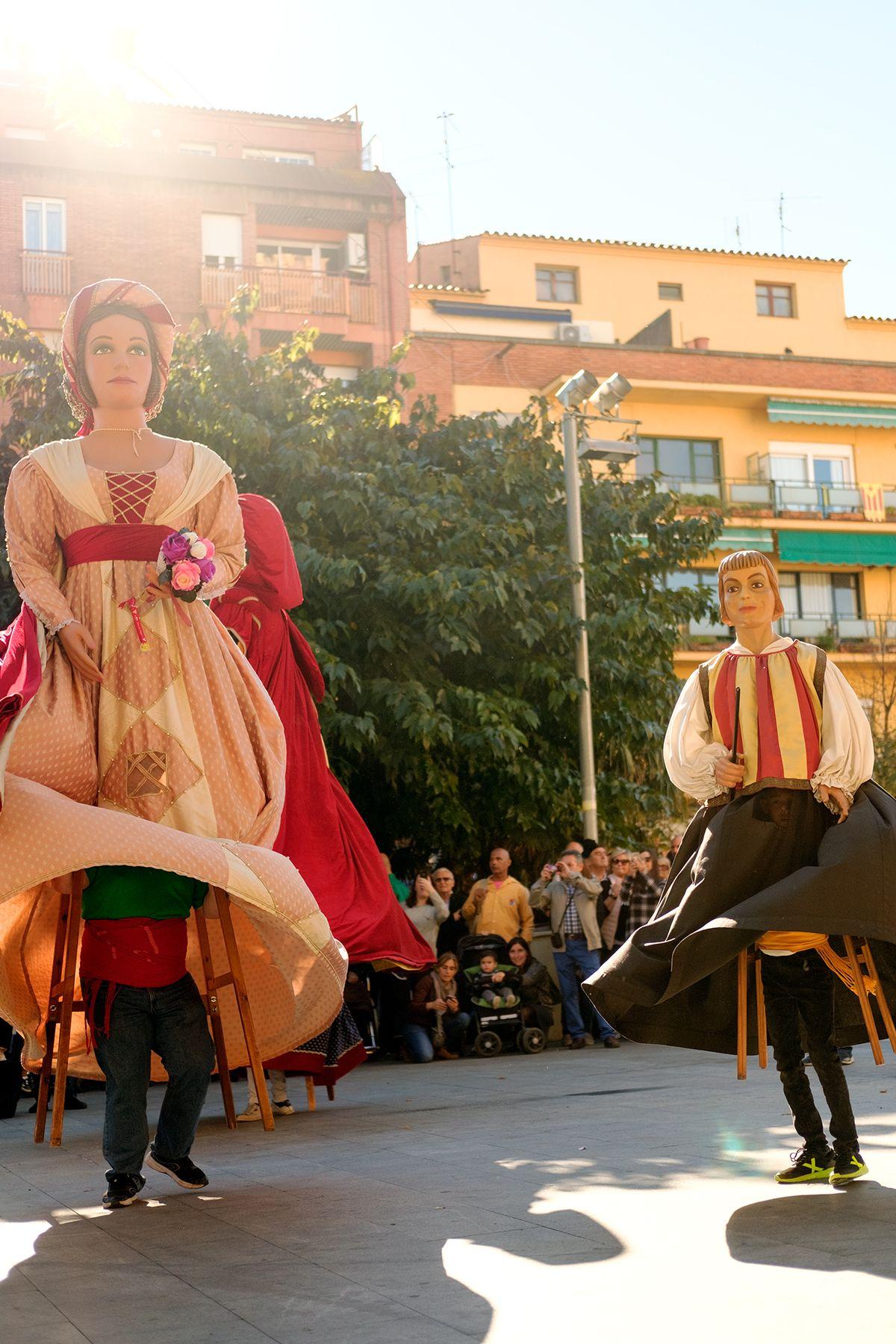 Cercavila de cultura popular. FOTO: Ale Gómez