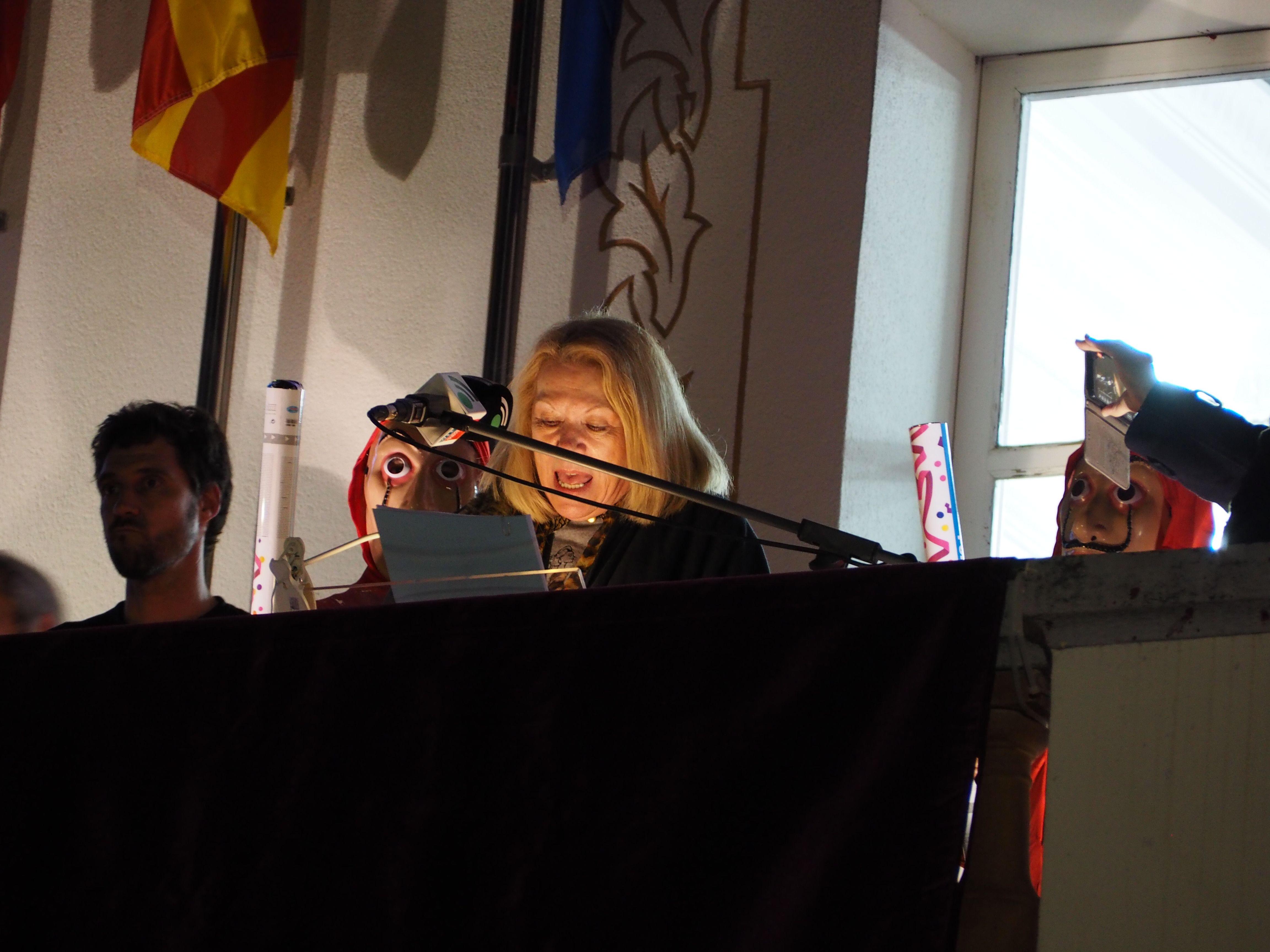 Pregó de la Festa de Tardor. FOTO: Mónica García