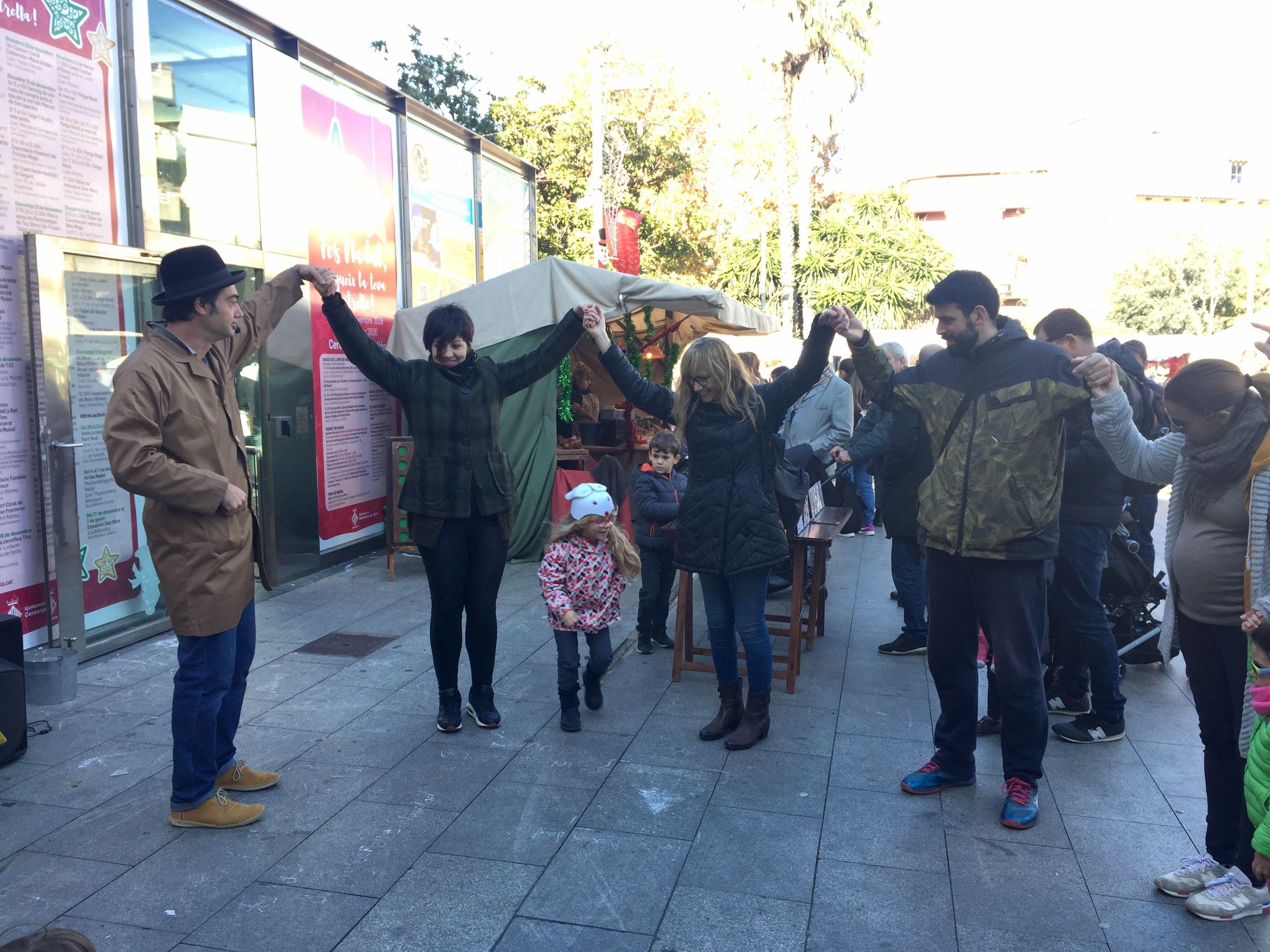 Comencen les activitats nadalenques a la ciutat
