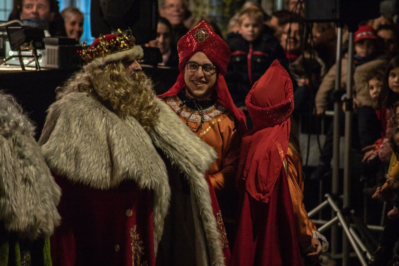 Cavalcada de Reis de Cerdanyola. Foto: Adrián Gómez.