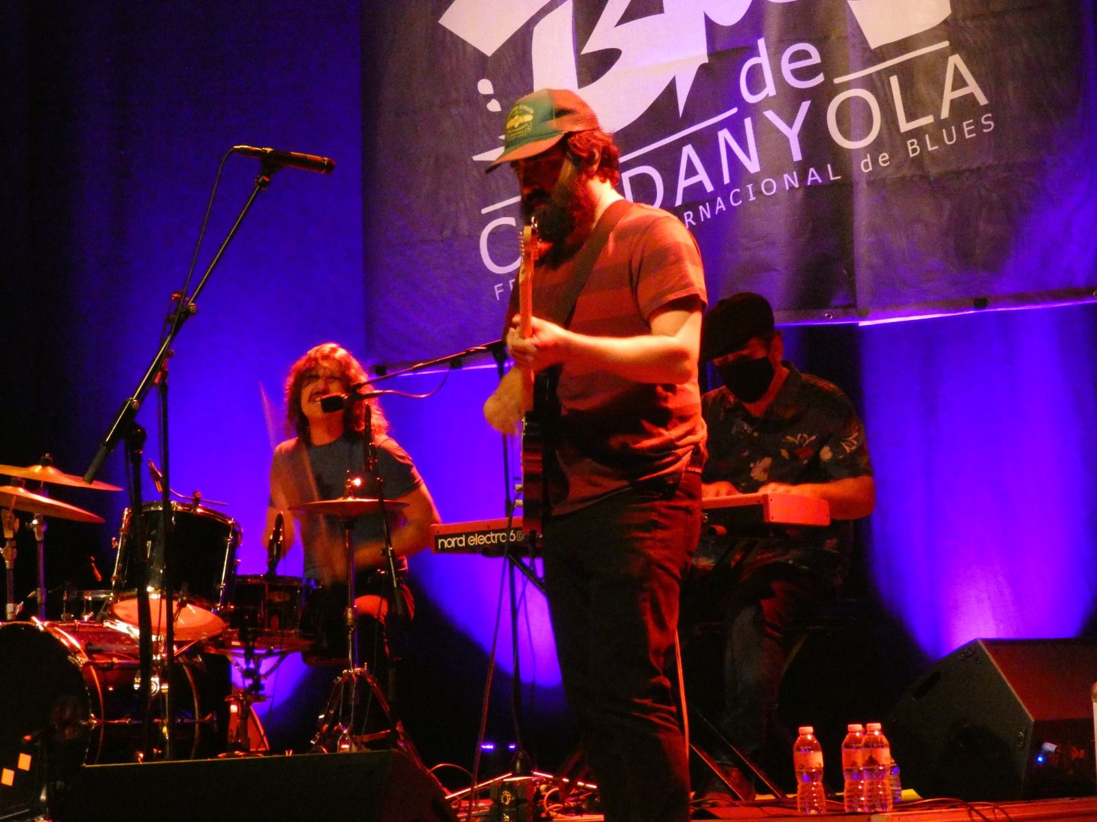 Les imatges de l'edició 29,5 del Festival Internacional de Blues