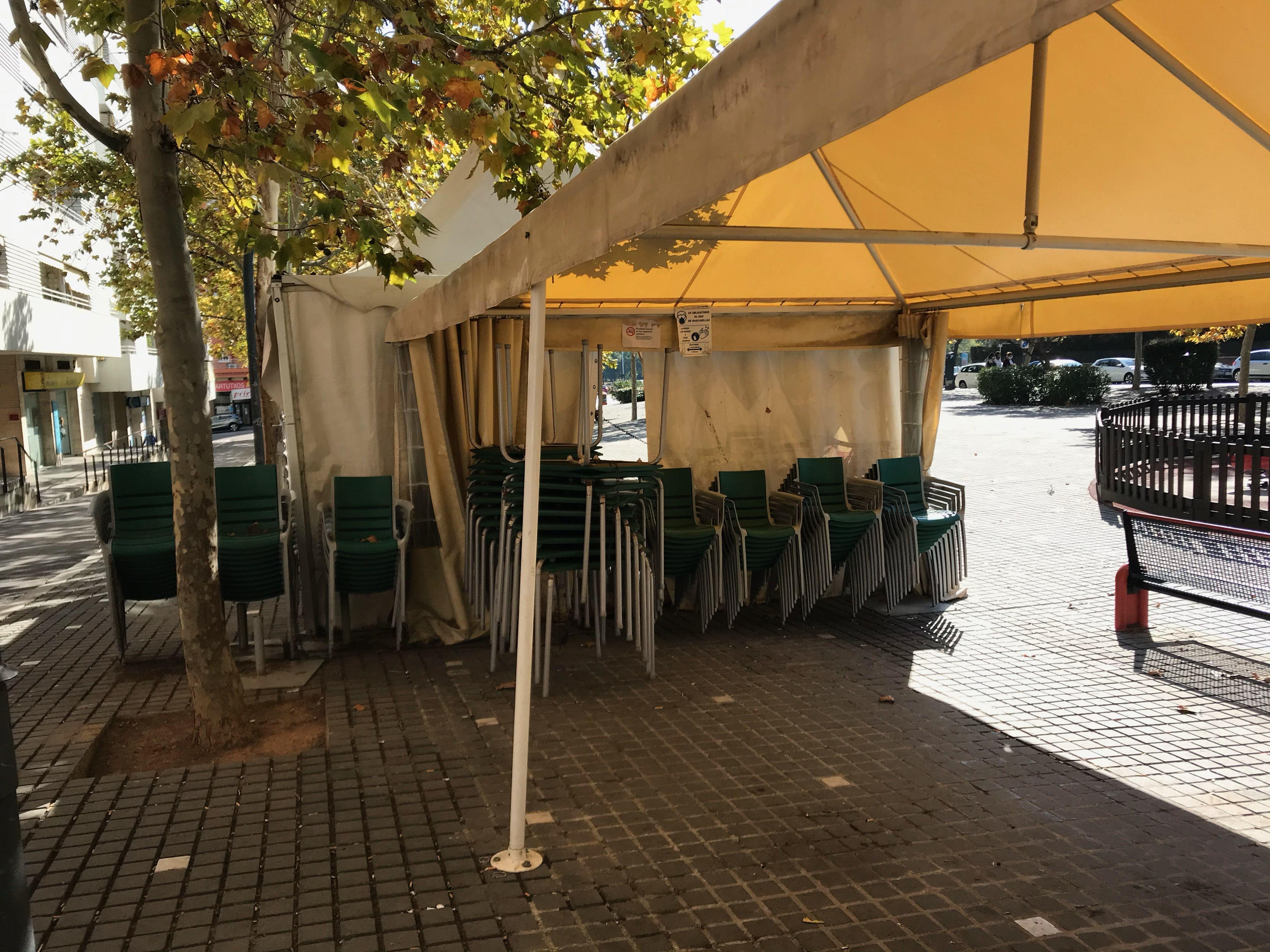 Entren en vigor les noves restriccions a Cerdanyola
