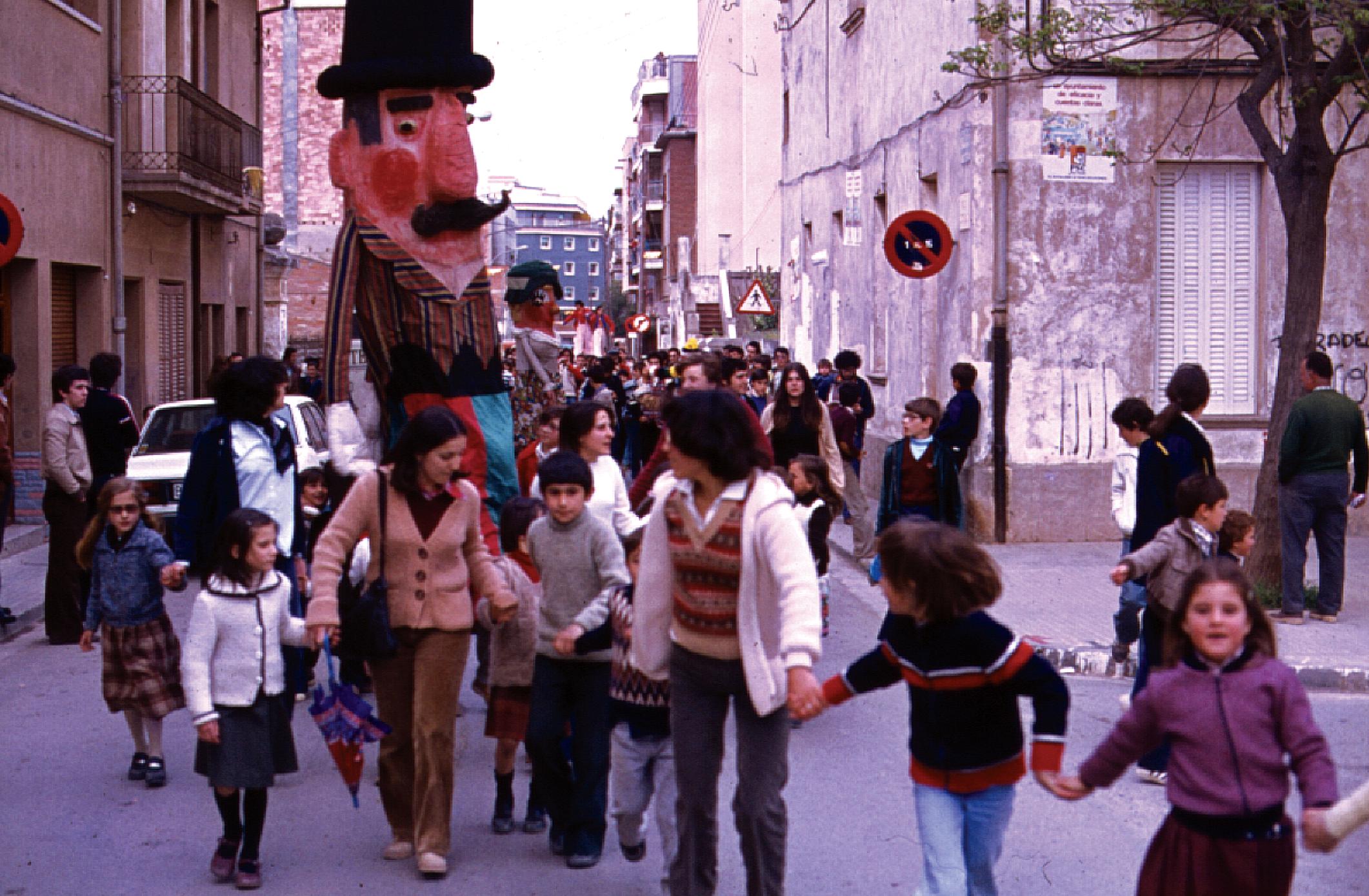 La canalla, part important de les festes populars. Autor: Pepe Urbano