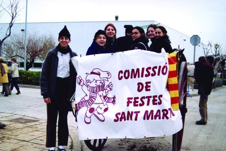La Comissió de Sant Martí.