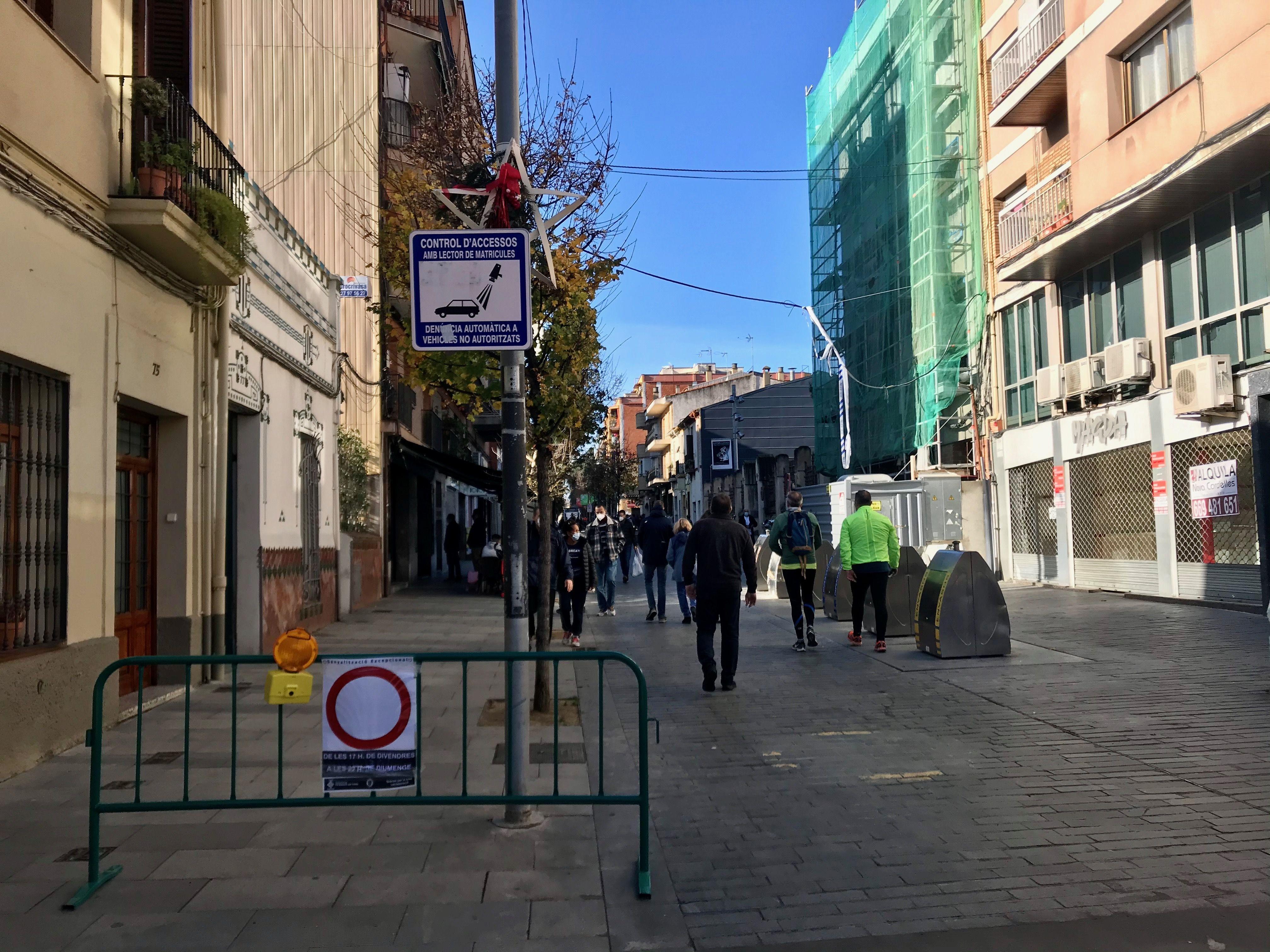 Carrer de Sant Ramon