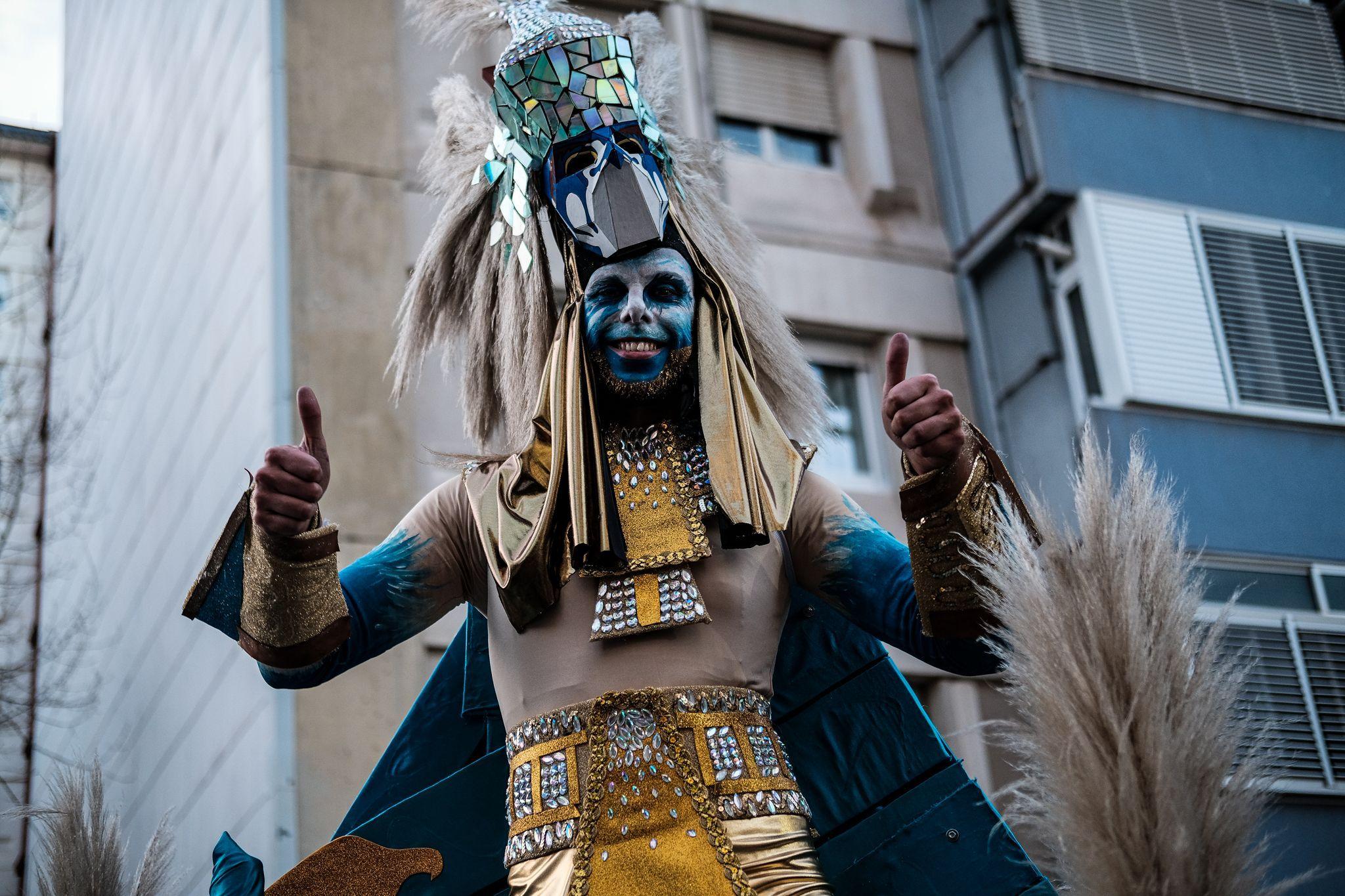 Carnaval, última festa multitudinària de l'any