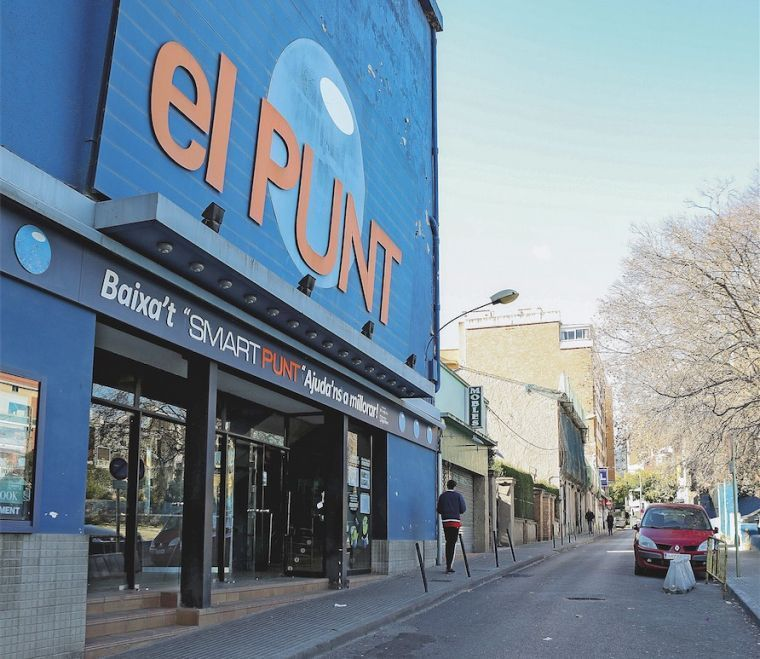 Al mes d'abril d'aquest any, els gestors dels cinemes El Punt van anunciar el seu tancament imminent 75 anys després de la seva obertura