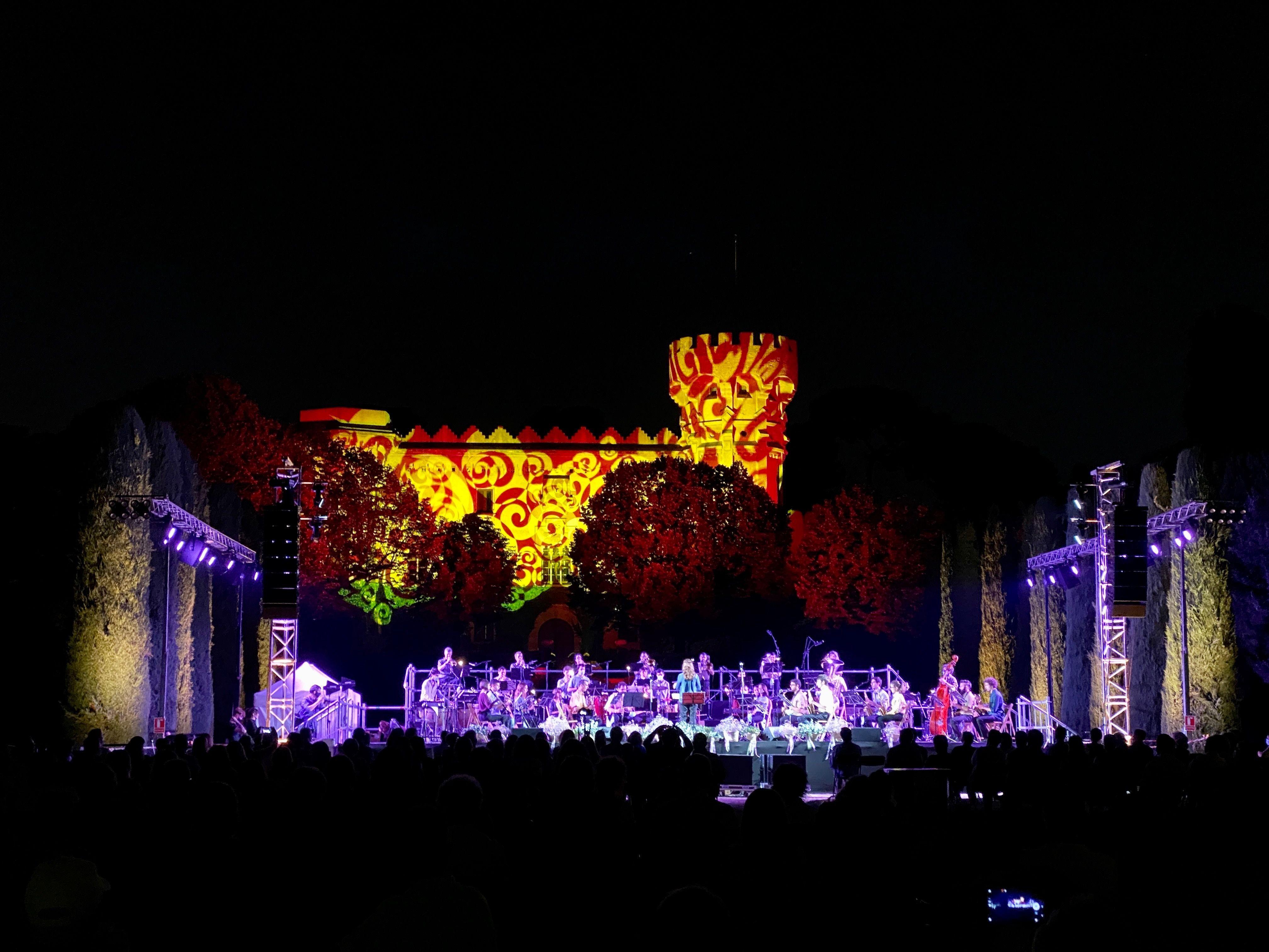 Concert al Castell de l'AMCV en doble sessió per adaptar-se a la pandèmia