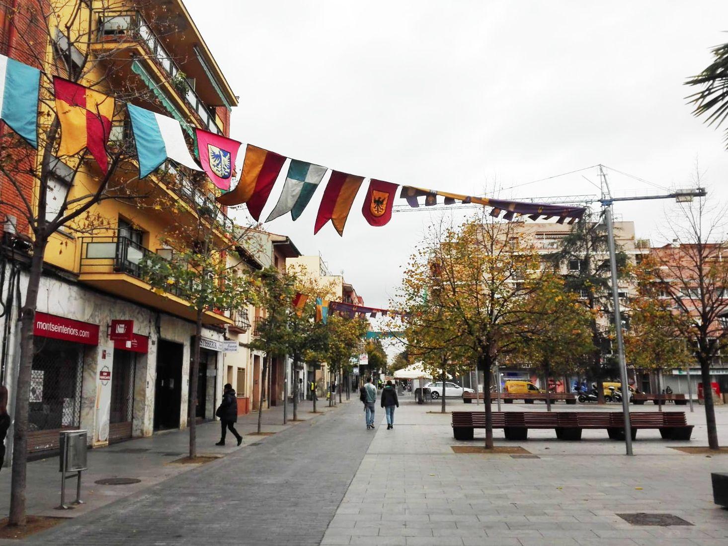 Se suspèn la Festa Major de Sant Martí, així com totes les festes majors de barri