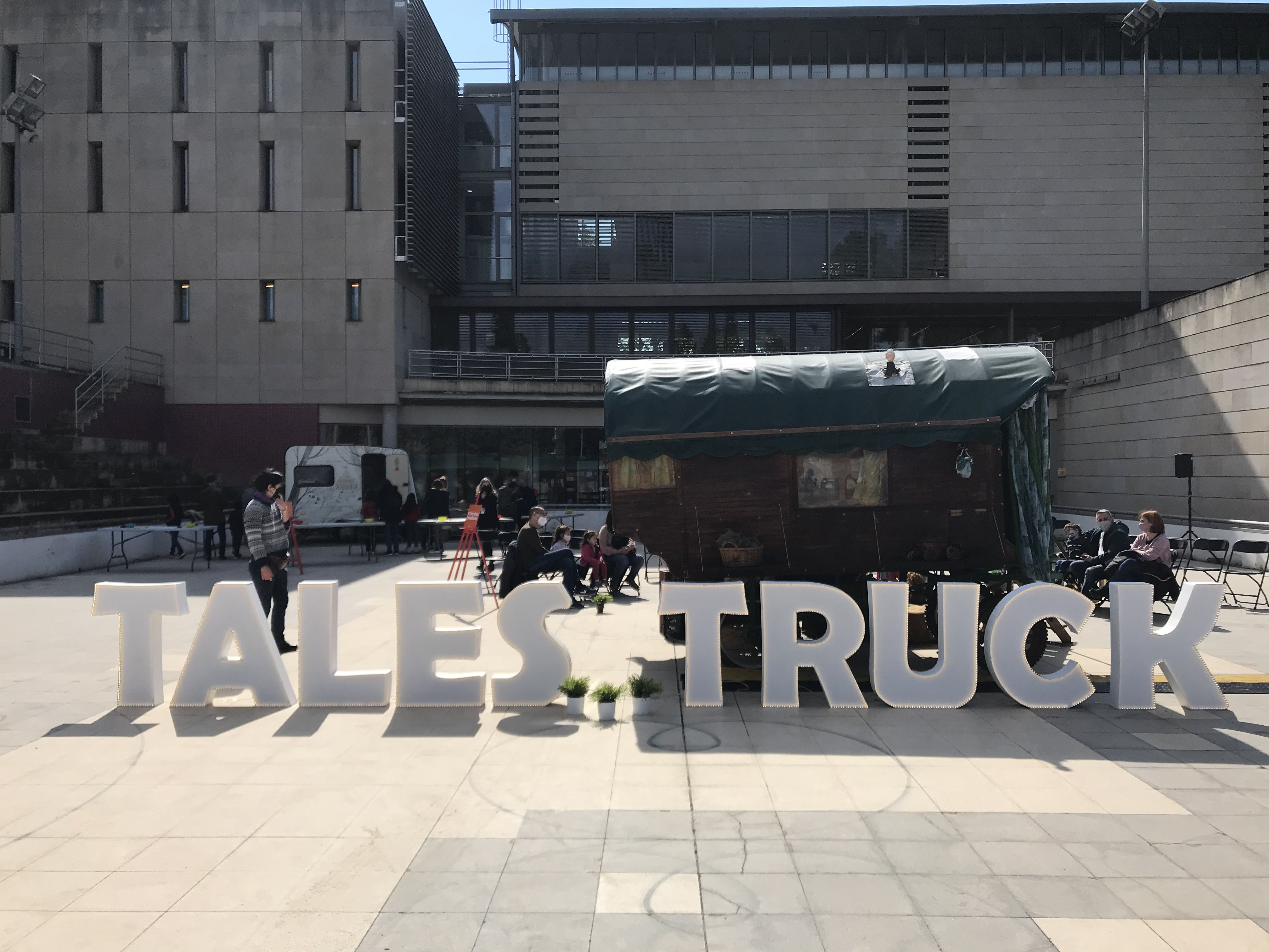 Tales Truck 2021