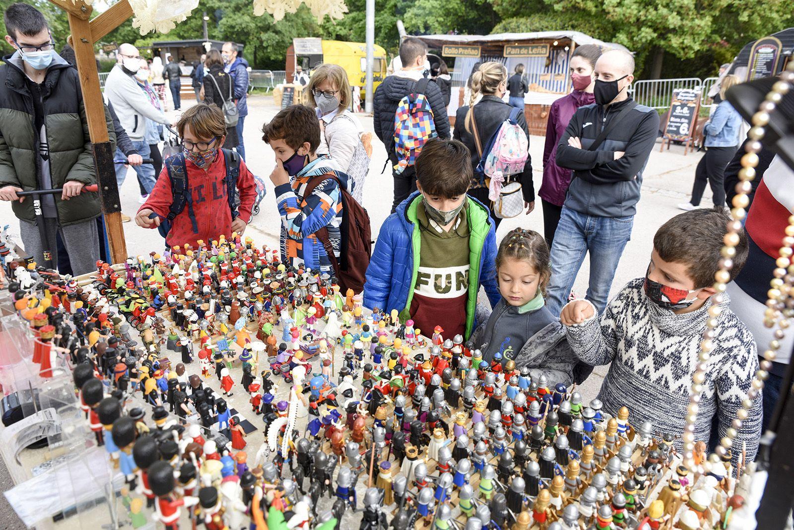 Mercat Medieval de Festa Major. Fotos: Bernat Millet.