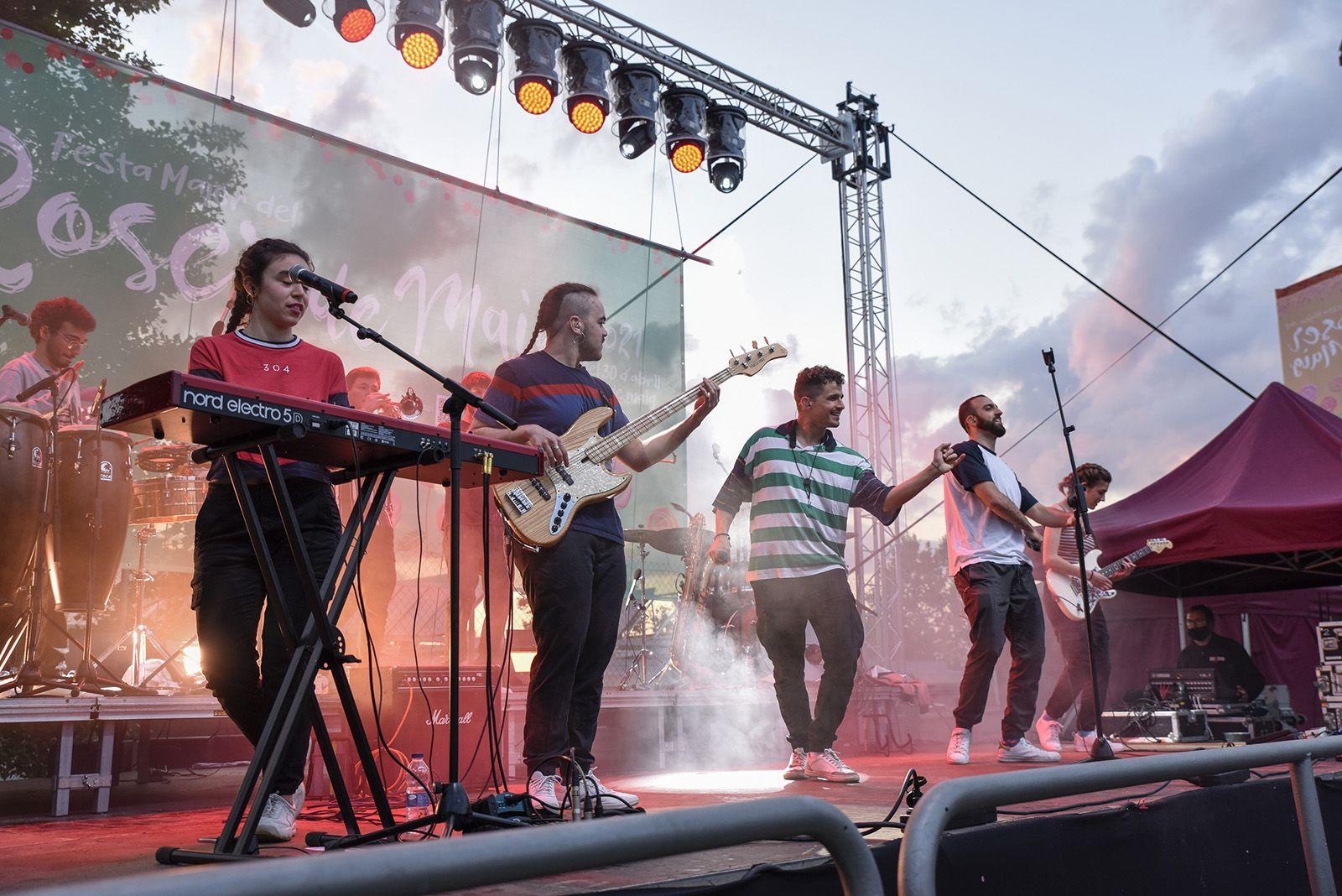 Concert de Cronopios. Foto: Bernat Millet.