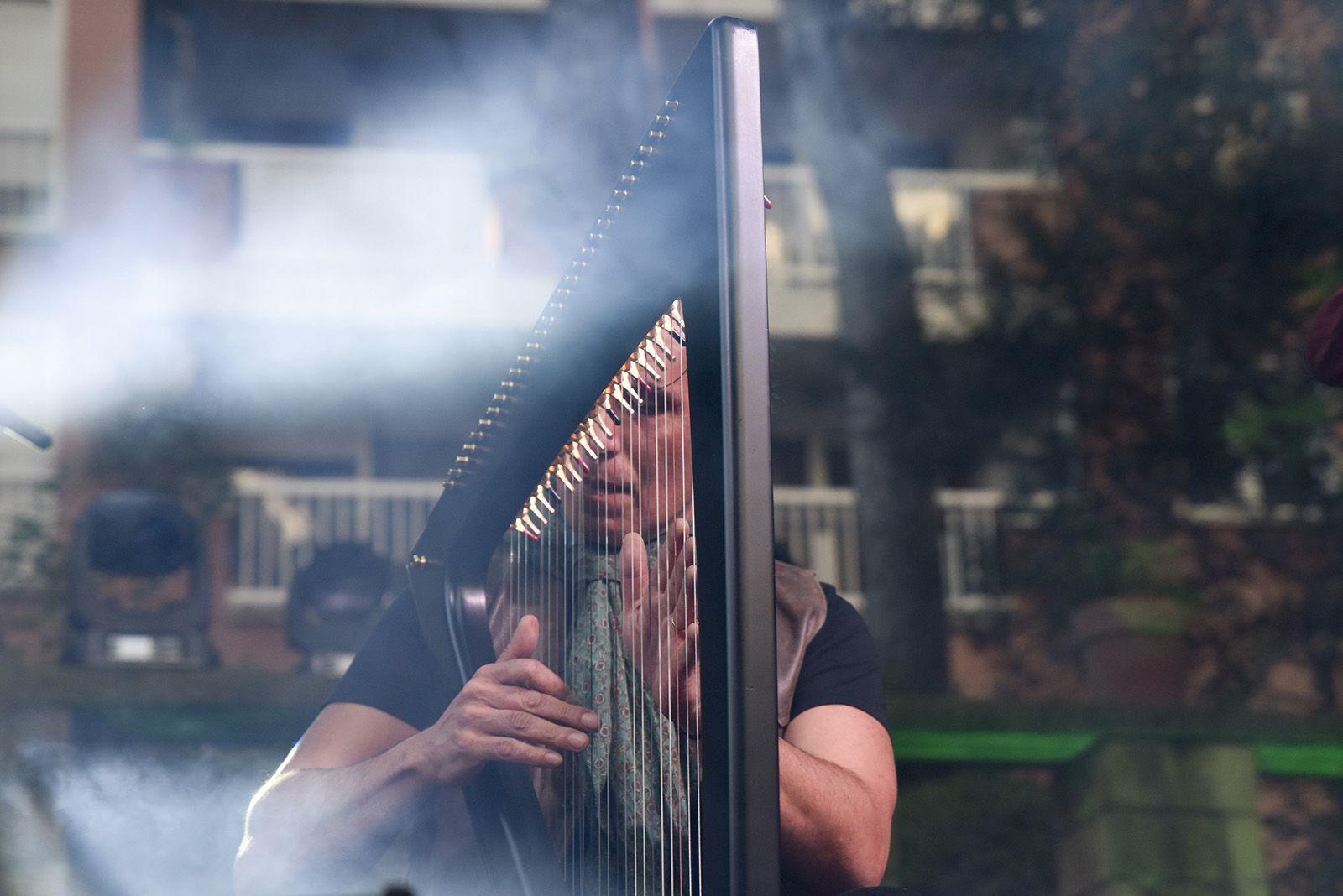 Concert de Ribelles. Foto: Bernat Millet.