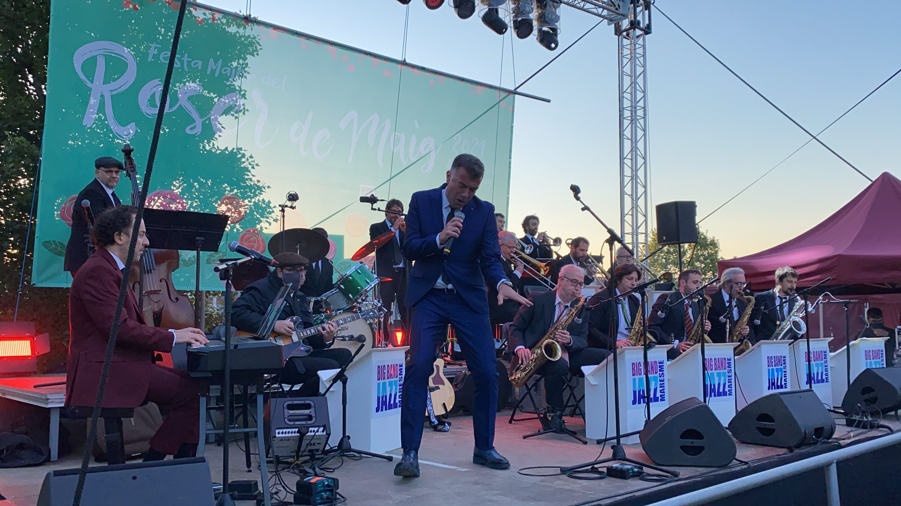 "Concert ""jazz som aquí"" amb Pep Plaza / FOTO: Laura Arias"