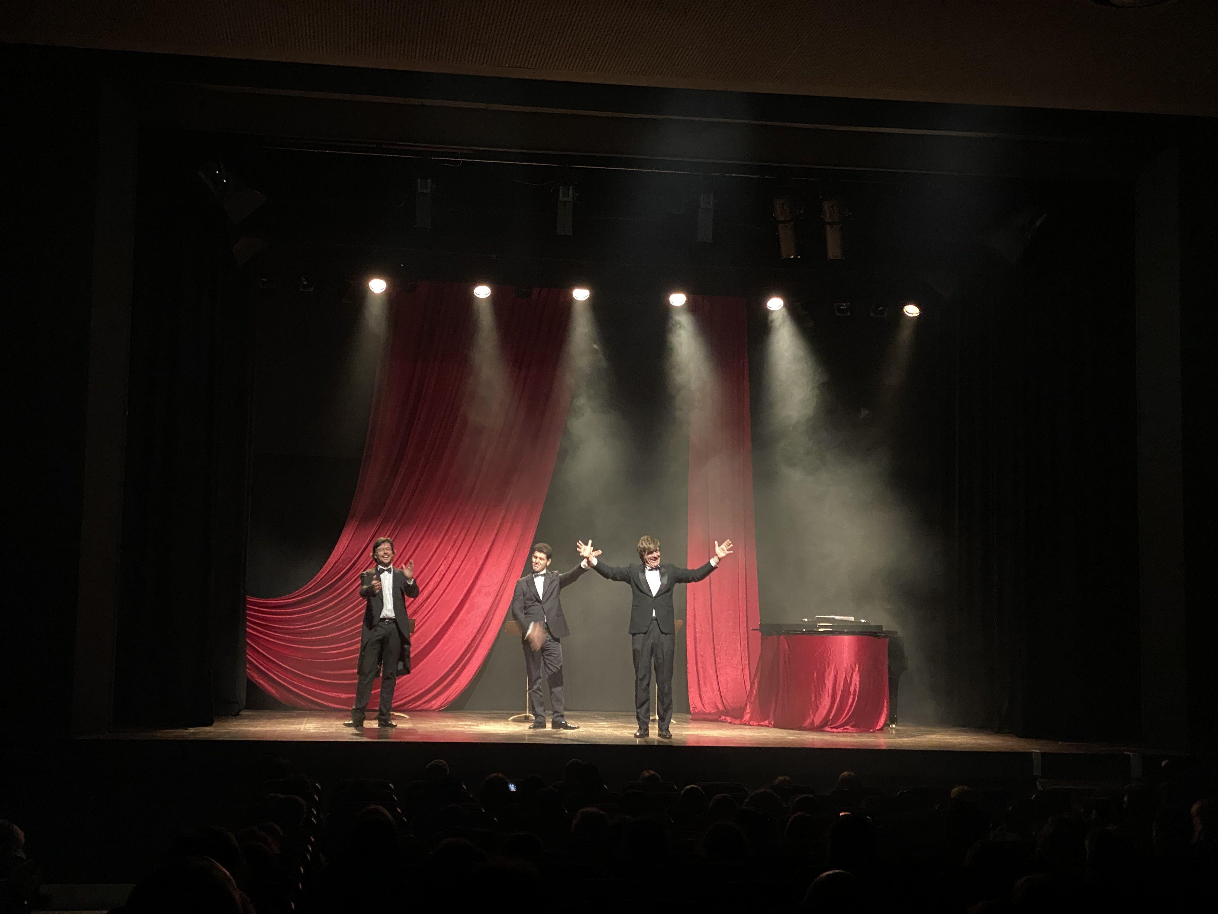 Espectacle final Roser de Maig / FOTO: Laura Arias